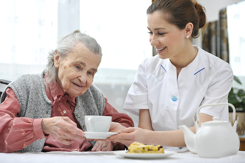 Care For The Elderly In Their Own Home Uk
