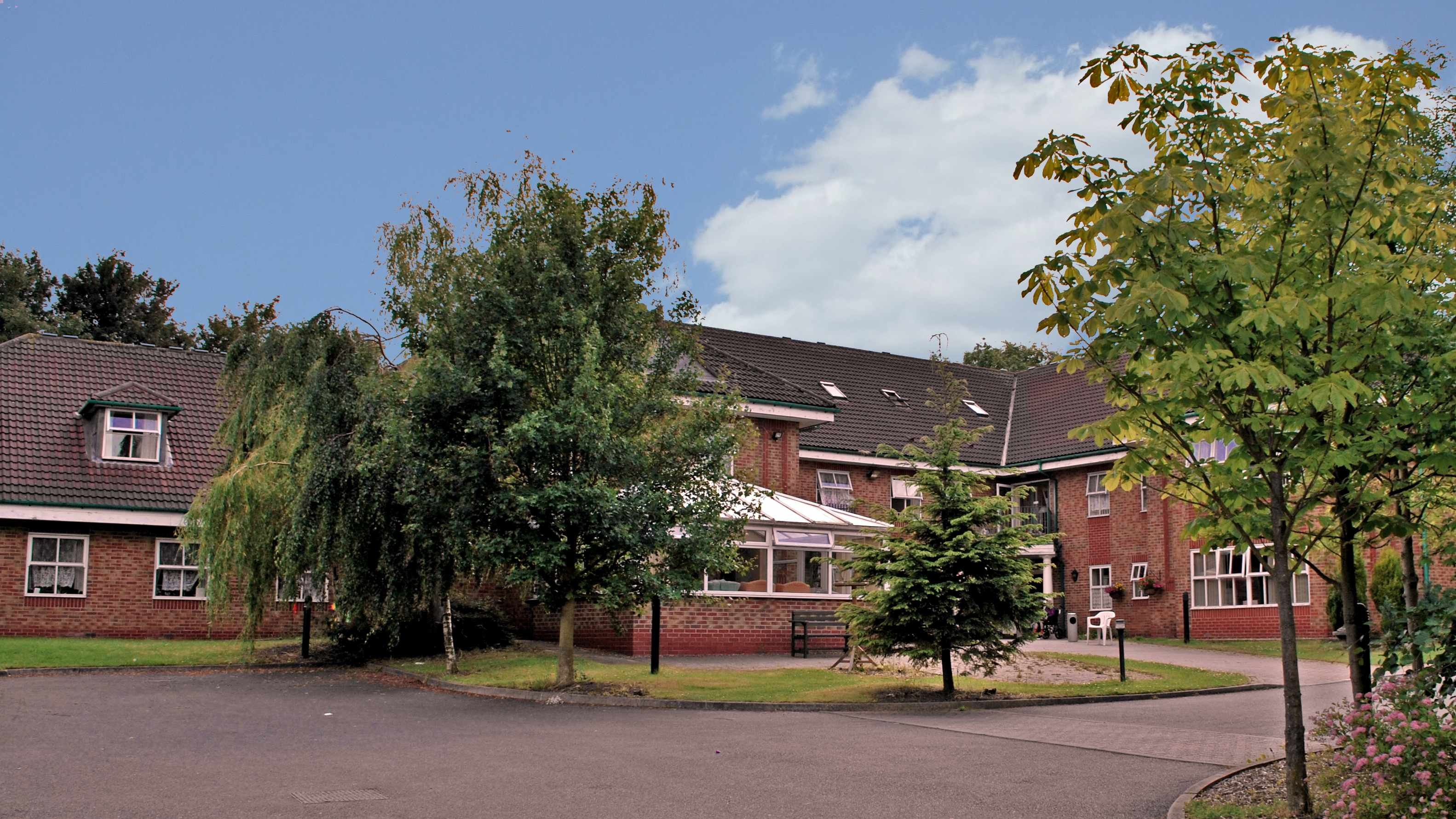 Western Park View Care Home Leicester
