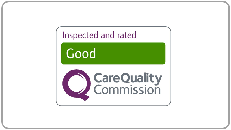 Western Park View Care Home Rated GOOD By The Quality Commission CQC